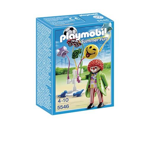 5546 Playmobil Ballonnenverkoper