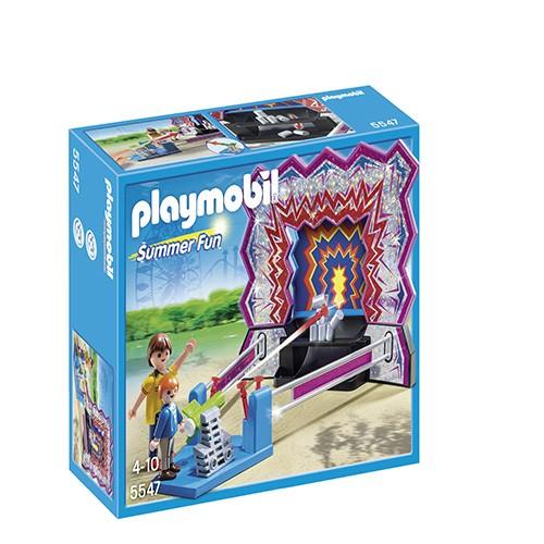 5547 Playmobil Blikken omgooien