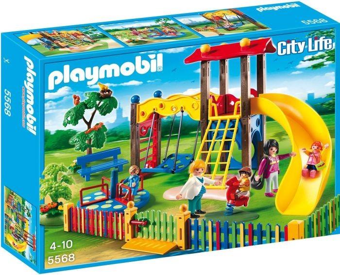 5568 Playmobil Speeltuintje