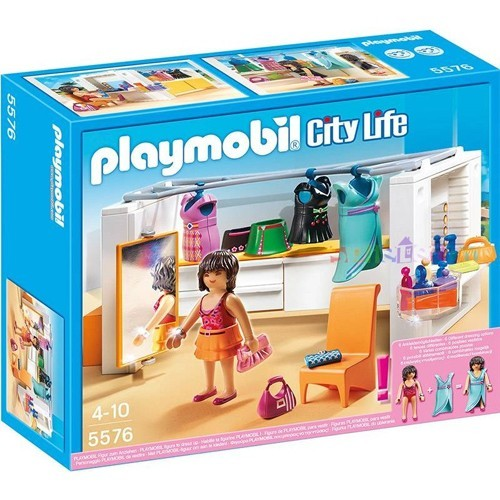 5576 Playmobil Dressing Playmobil