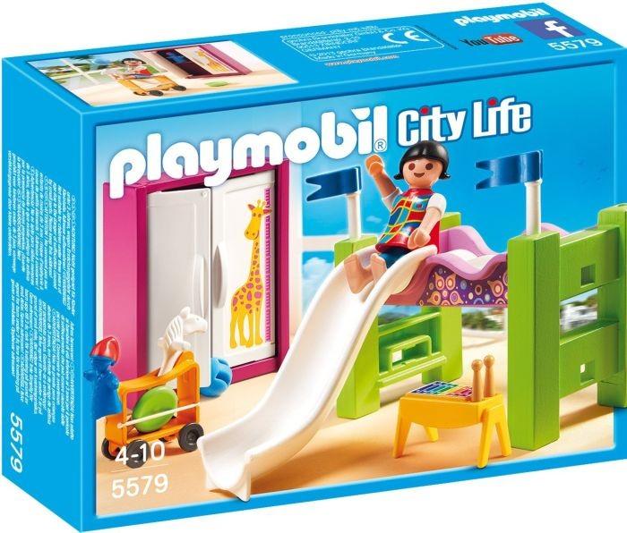 5579 Playmobil Kinderkamer met Hoogslaper Playmobil