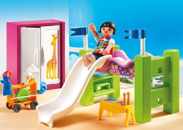Hello Kitty Slaapkamer Duplo : 5579 Playmobil Kinderkamer met ...