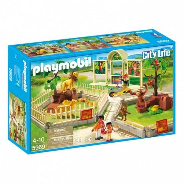 5969 Playmobil Dierentuin