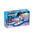 6148 Playmobil Model op Catwalk