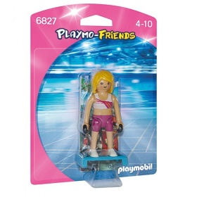 6827 Playmobil Fitness Coach