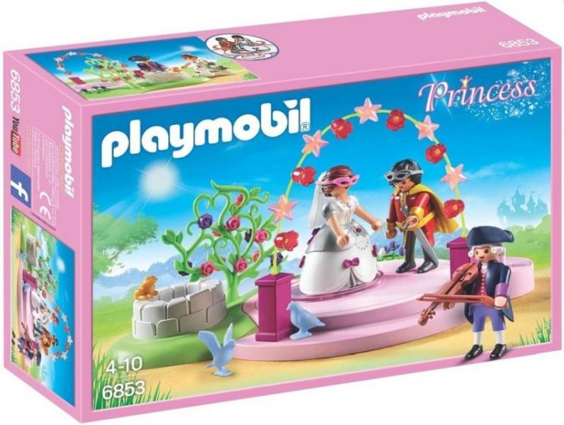 6853 Playmobil Princess Gemaskerd Koninklijk Paar
