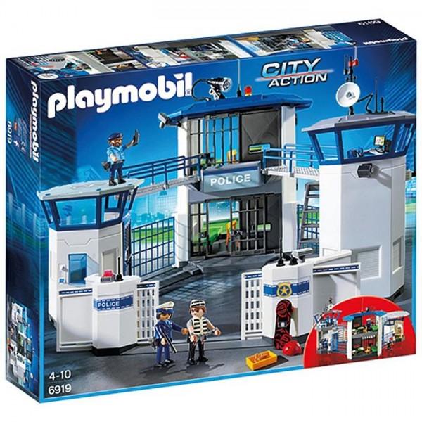 6919 Playmobil Politiebureau Met Gevangenis
