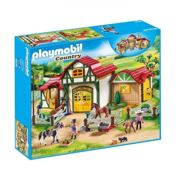 6926 Playmobil Paardrijclub