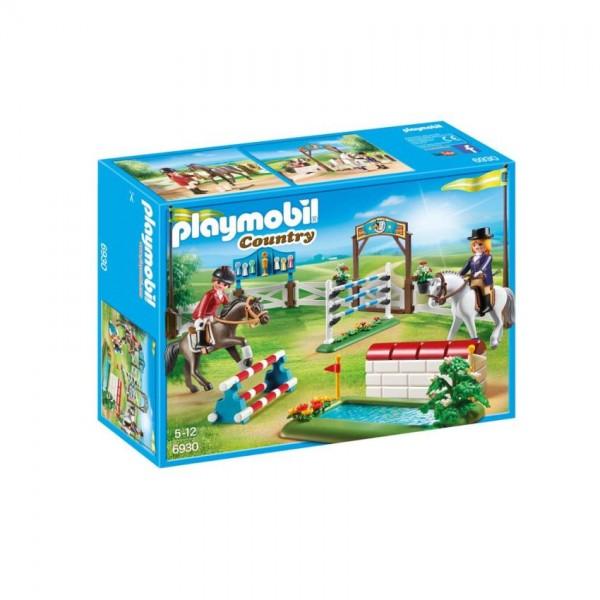 6930 Playmobil Paardenwedstrijd