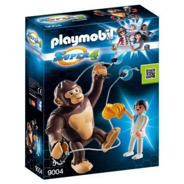 9004 Playmobil Super 4 Reuzenaap Gonk