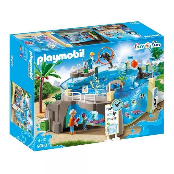 9060 Playmobil Zee Aquarium