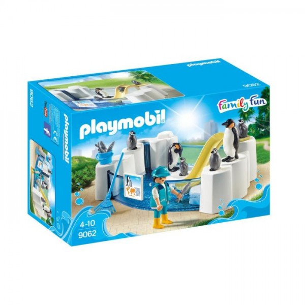 9062 Playmobil Pinguinverblijf