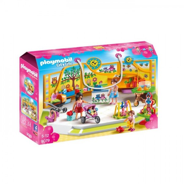 9079 Playmobil City Life Babywinkel
