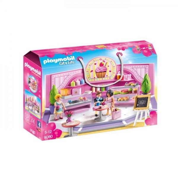 9080 Playmobil Taartenwinkel