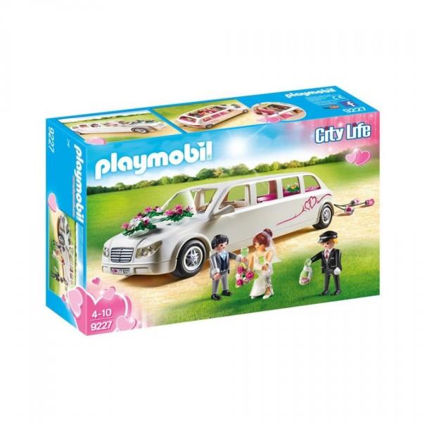 9227 Playmobil Bruidslimousine