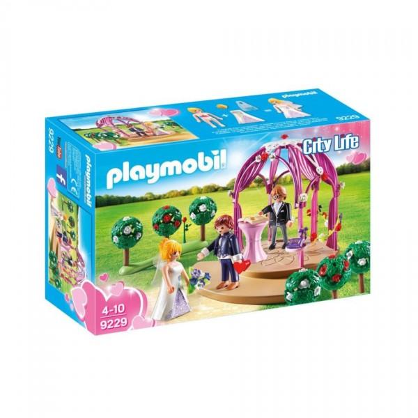 9229 Playmobil Bruidspaviljoen Met Bruidspaar