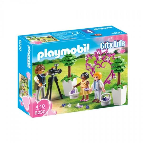 9230 Playmobil Fotograaf Met Bruidskinderen