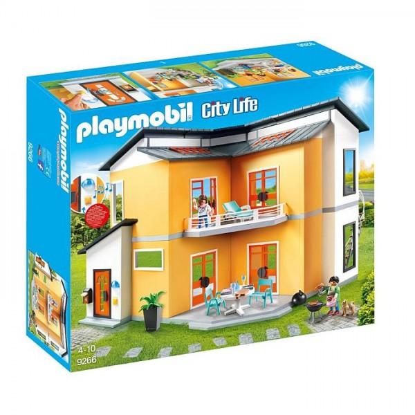 9266 Playmobil Modern Woonhuis