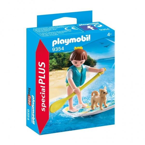 9354 Playmobil Peddelsurfer
