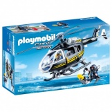 9363 Playmobil SIE-Helikopter