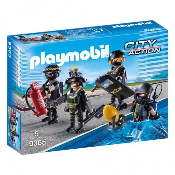 9365 Playmobil SIE-Team