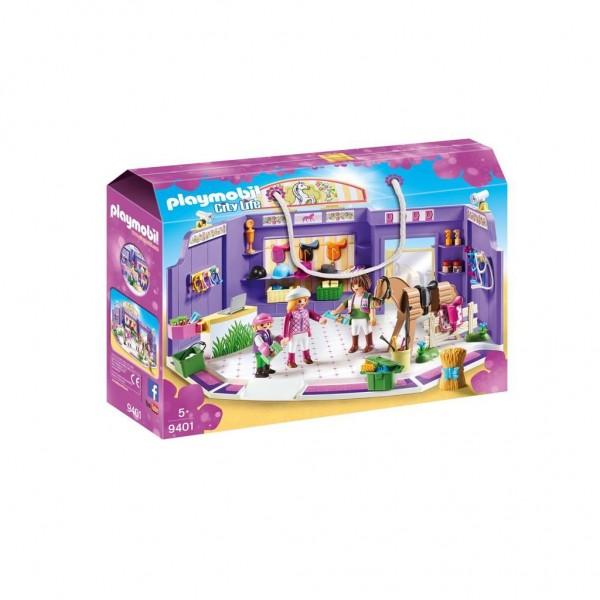 9401 Playmobil Ruitersportwinkel