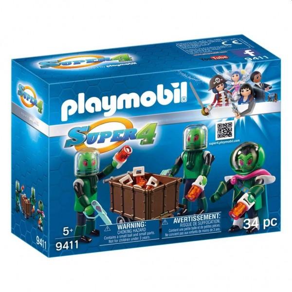 9411 Playmobil Skyronian Buitenaardse Wezens