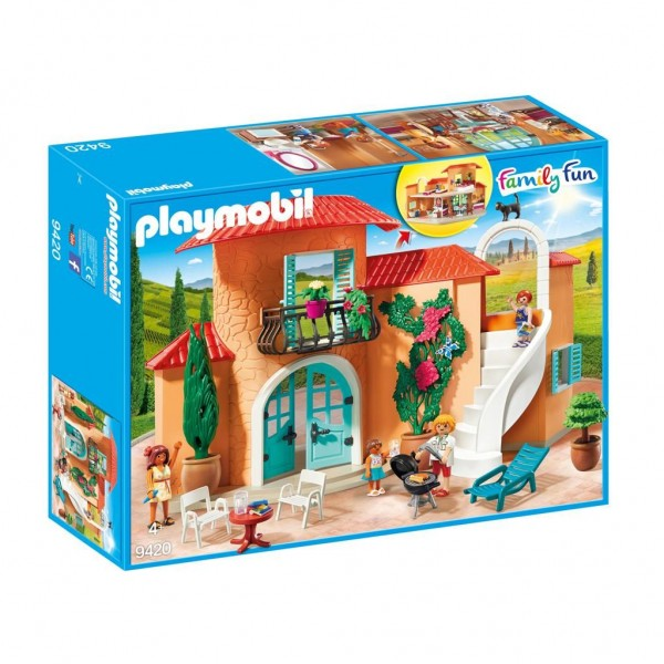 9420 Playmobil Vakantievilla