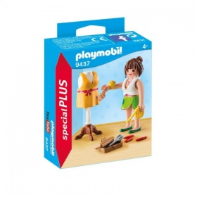 9437 Playmobil Modeontwerpster