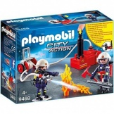 9468 Playmobil Brandweerteam Met Waterpomp
