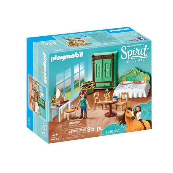 9476 Playmobil Lucky's Slaapkamer