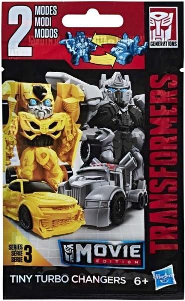 Transformers Bumblebee Movie Tiny Turbo Changers
