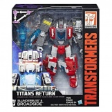 Transformers Gen Voyager Titans Return
