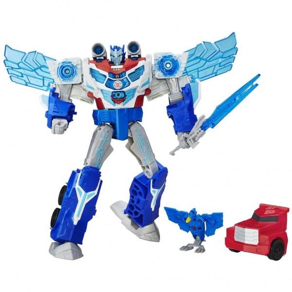 Transformers RID Optimus Prime Power Surge