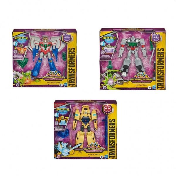 Transformers Cyberverse Battle Call Trooper Class