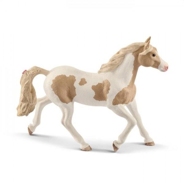 13884 Schleich Paard Wit Beige