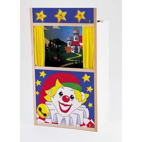 Poppenkast Clown