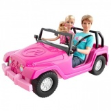 Barbie Beach Cruiser Auto