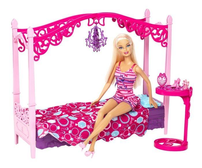 Barbie Slaapkamer Meubels : Beschrijving Afbeeldingen Beoordelingen