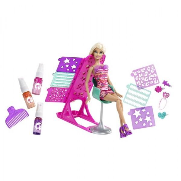 Barbie color design salon voordelig online kopen for A design and color salon