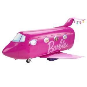 Barbie vliegtuig