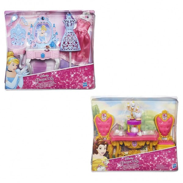 Disney Prinses Scene Set