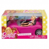 Barbie Pop En Voertuig