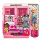 Barbie Fashionistas Ultieme Kledingkast en Pop