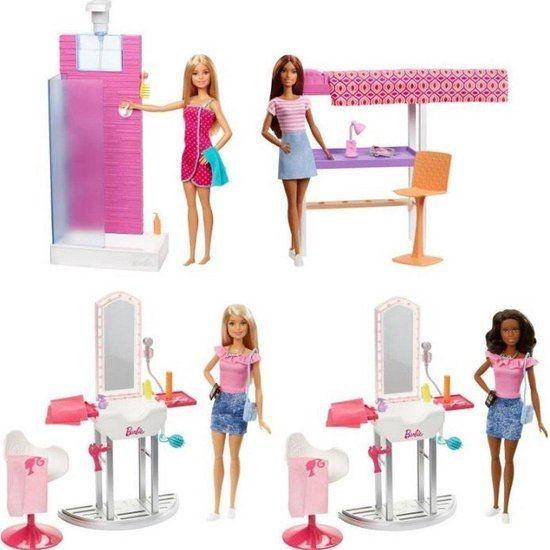 Barbie Room En Doll