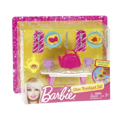 Keuken Accessoires Set : Barbie Huis decoratie voordelig online kopen?