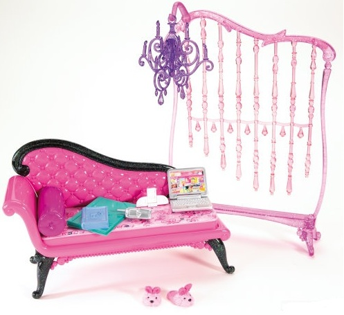 Barbie meubels basic for Barbiehuis meubels