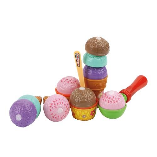 Speelgoed Keuken Accessoires Plastic : Voedsel Ijsset voordelig online kopen?