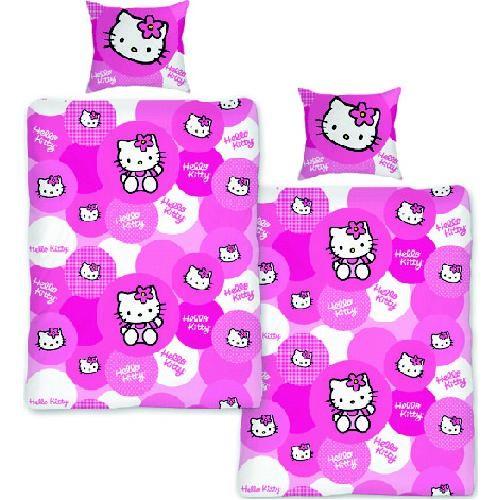 Hello Kitty Dekbed Overtrek