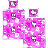 Hello Kitty Dekbed Overtrek
